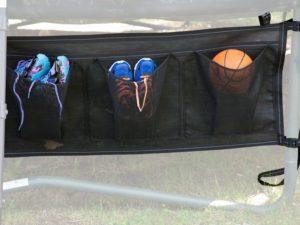 trampoline shoe holder bag